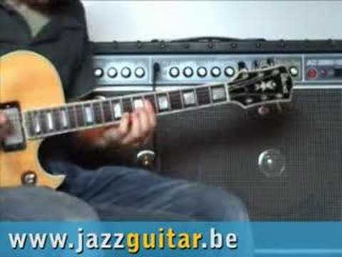Jazz Guitar Chords: There Will Never Be Another You - YouTube