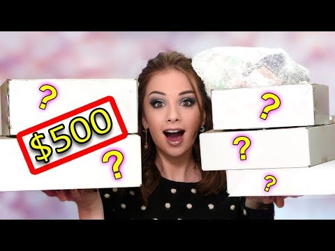 I SPENT $500 ONLINE ON BEAUTY PRODUCTS | Come see what I got! thumbnail
