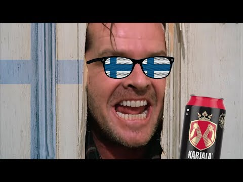 The Shining BUT Jack Nicholson Has A Finnish Accent