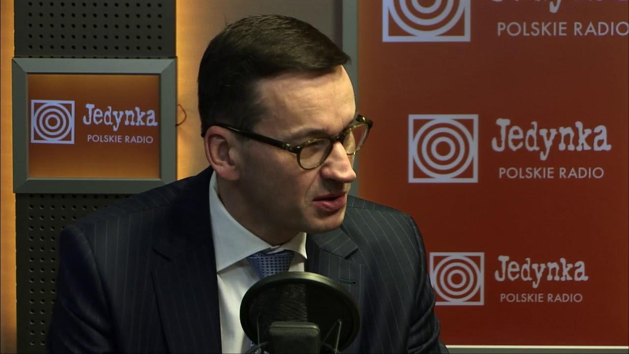 Morawiecki: wzrost gospodarczy ma szansę wynieść powyżej 4%
