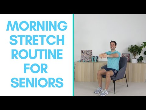 Stretch Routine For Seniors To Do Each Morning (5-Minutes) | More Life Health