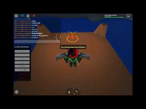 Roblox Find The Domos How To Get The Sword Domo Youtube