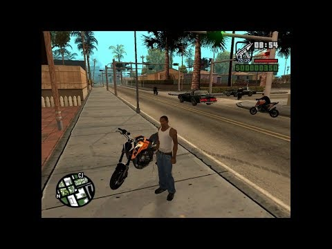 How To Get KTM Bike | GTA San Andreas | Game Videos | #Gaming Zone