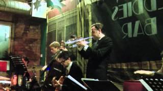 The Bruce/Ilett Big Band -- Back Beat Boogie (encore)