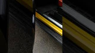 Жёлтый Гелендваген Brabus G850 Taraz