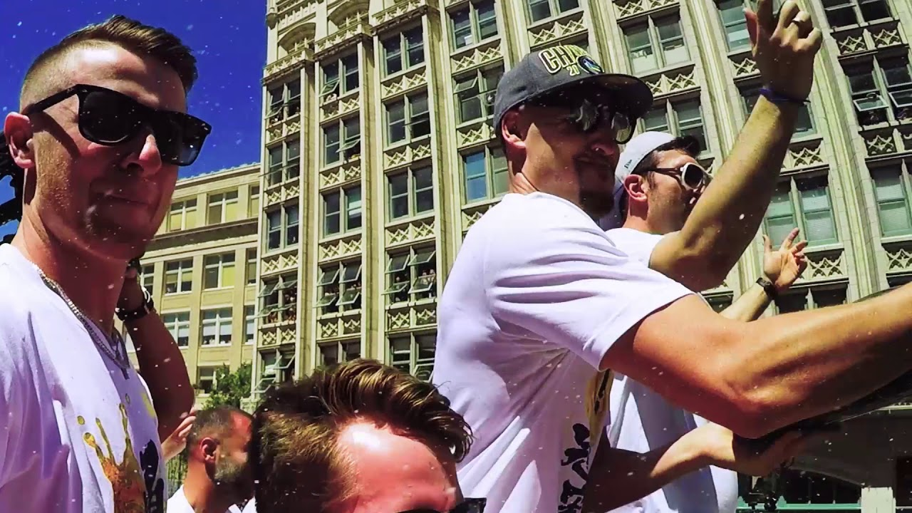 All-Access: 2018 Warriors Championship Parade
