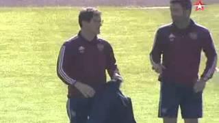 видео СМИ назвали Аленичева новым главным тренером «Спартака»