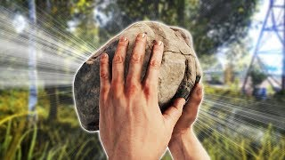 Rocks Are Important In Rust.