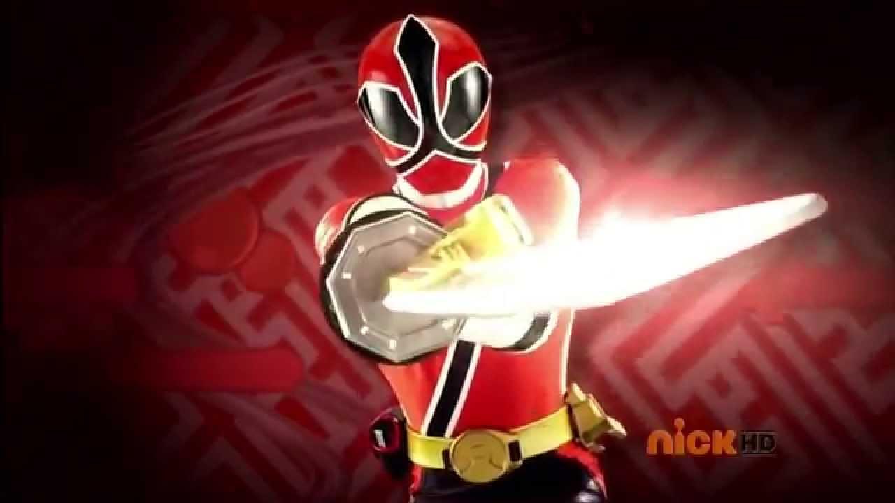 Power Rangers Super Samurai Rangers Morph 26 1080p Hd