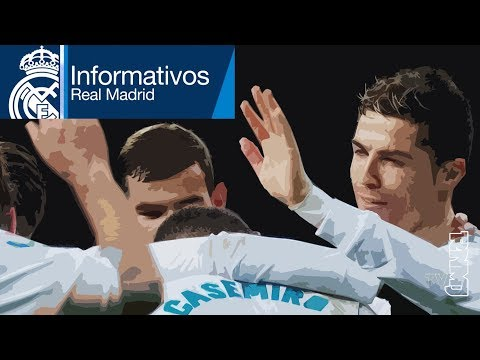 Real Madrid TV Noticias (13/03/2018) Informativo