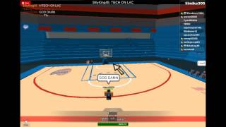 roblox nba lac vs okc part3