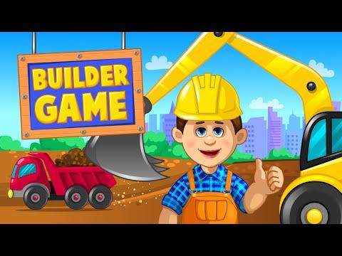 ✅ BUILDER KIDS # Official video – Bubadu