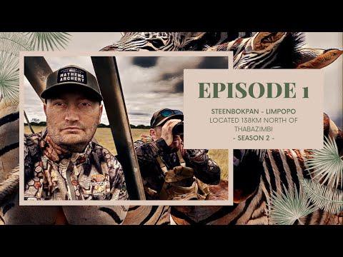 Arrowhead Africa | Season 2 Episode 1 | Arrowhead Africa | Bowhunting South Africa