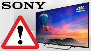 Sony Tries To Cover-Up Major Flaw With Bravia 4K HDR TVs