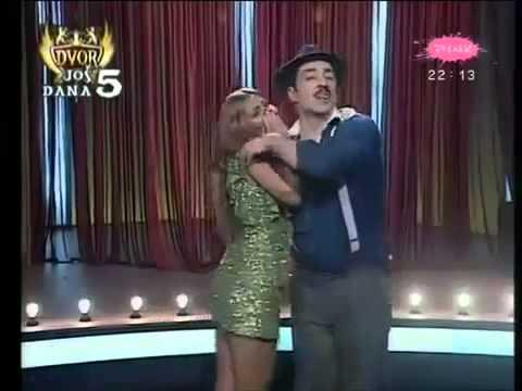 Ana Nikolic - Mafia Caffe  feat. Ami G - Ami G Show  - (TV Pink 2011)