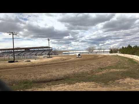 Sprint Car's EL Paso County Speedway 4/9/16