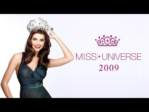 Miss Universe 2009 - Stefania fernandez