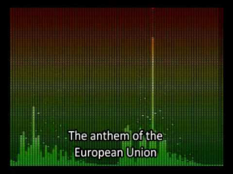 The anthem of the European Union (instrumental)