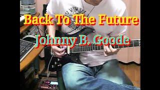 ヒューイルイス&ザニュース #HueyLewis&The News #Johnny B. Goode # Back To The Future #チャックベリー.