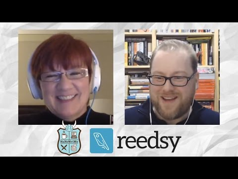 NaNo Prep Webinar, with Reedsy