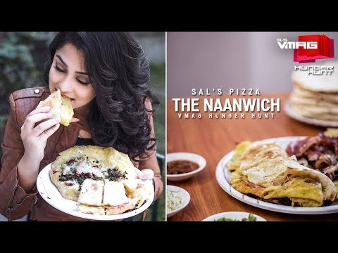 Introducing The Naanwich... | Sal's Pizza | Coca-Cola Hunger Hunt with Hoppits | VMAG