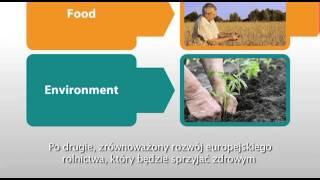 Przyszłość Wspólnej Polityki Rolnej. Nowe partnerstwo między Europą a rolnikami