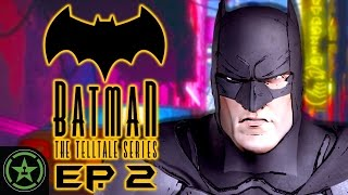 Let's Watch - Telltale Batman - Episode 2: Children of Arkham (Part 1)