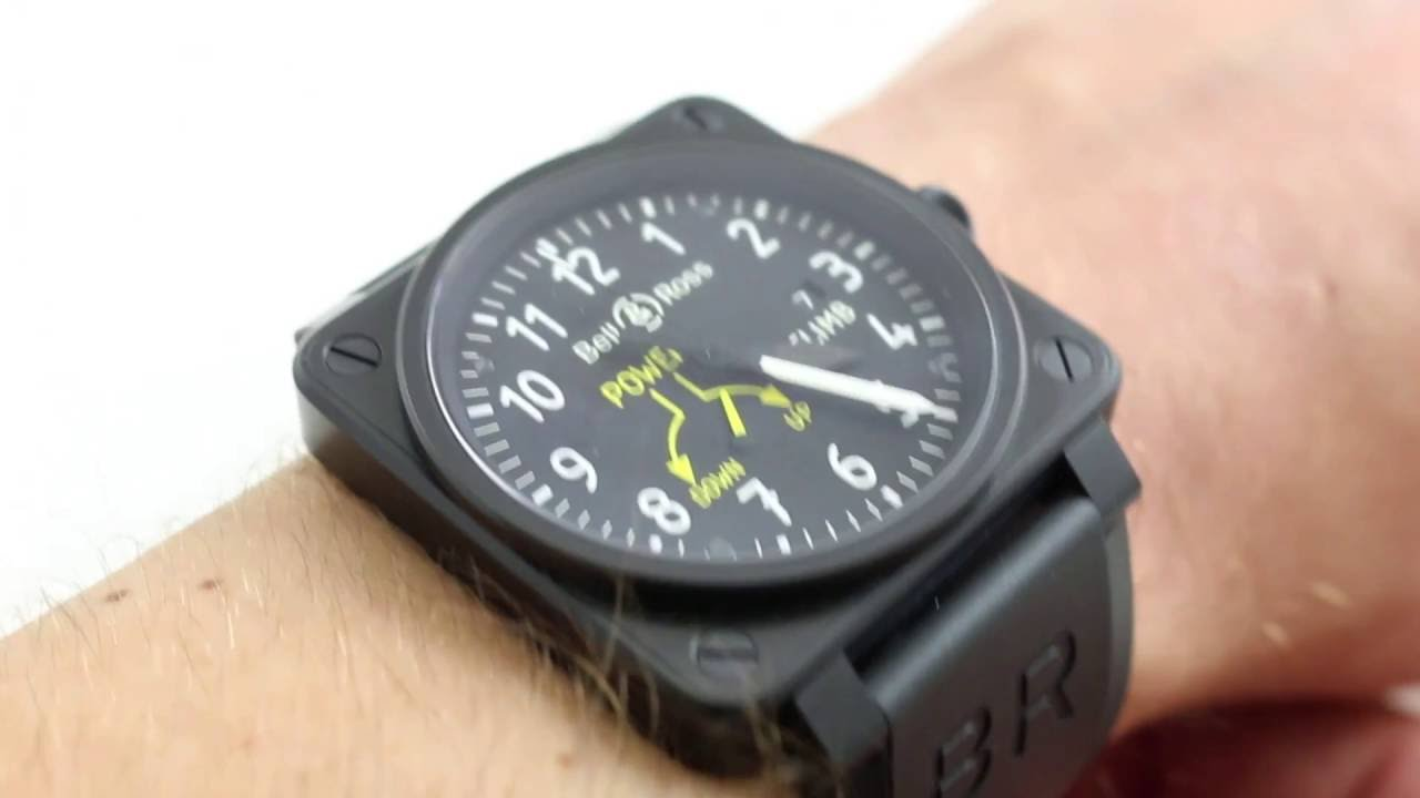 quality design 28df2 8ca22 Bell & Ross BR01-97 | Pre-Owned BR01-97 Watches for Sale ...