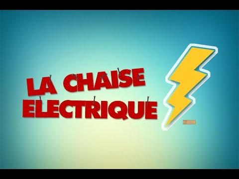 Dany boon la chaise lectrique youtube for Chaise electrique