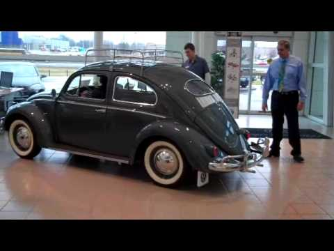 1957 BEETLE SHOWROOM CANDY ARRIVED!