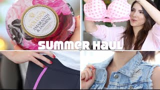 ♥ HUGE SUMMER HAUL (Victorias Secret, Target, WildFox..) + GIVEAWAY ♥ Thumbnail