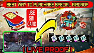 How To Purchase Diamonds Using Jio 4g Sim Card in Free Fire