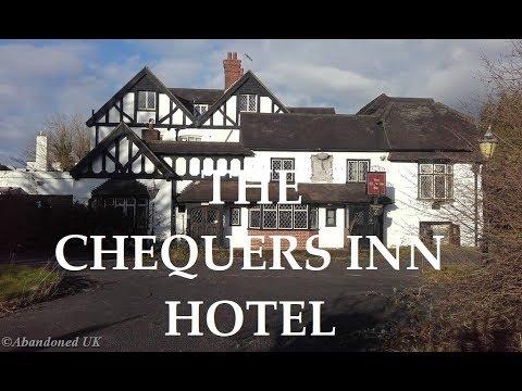 Urbex ~ The Chequers Inn Ale House & Hotel