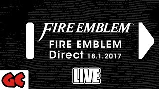 Fire Emblem Direct   LIVE
