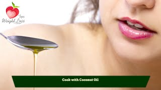 Coconut Oil Cooking | Coconut Oil Recipes