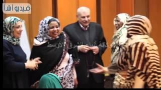 بالفيديو: الوفد الإعلامي السوداني خلال زيارته لمركز تدريب أ ش أ