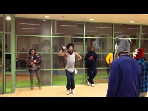 Les Twins Dancing Goofing Off In Vegas   YouTube