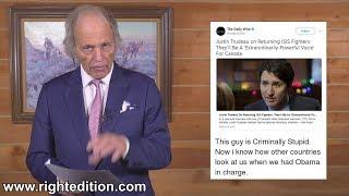 God & Country - Treasonous Trudeau?