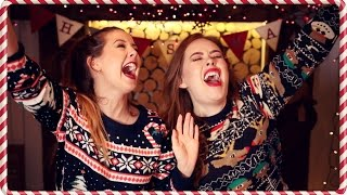 Christmas Song Challenge with Tanya | Zoella