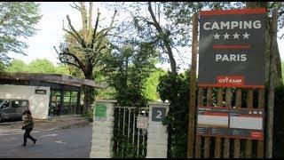 Camping de Paris - Fietsen in Parijs