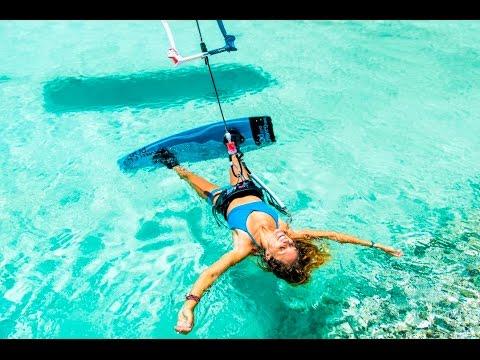 Kitesurfing Caribbean Paradise