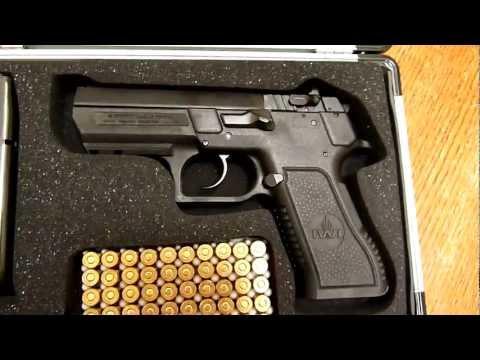 Jericho 941 FS 9mm shooting | Doovi