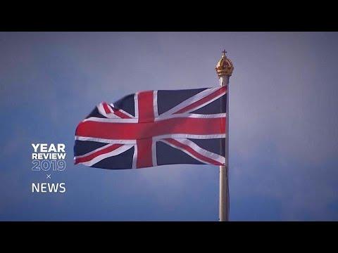 2019 fica na memória política do Reino Unido