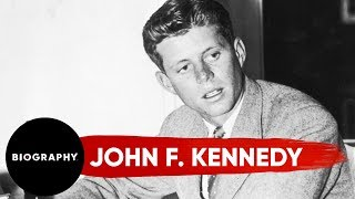 Biography: John F. Kennedy Mini Bio thumbnail
