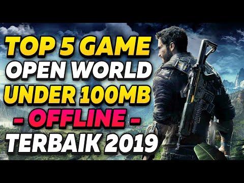 Top 5 Game Open World Offline Terbaik Di Android 2019 - Petualangan Grafik HD Keren Dibawah 100MB - 동영상
