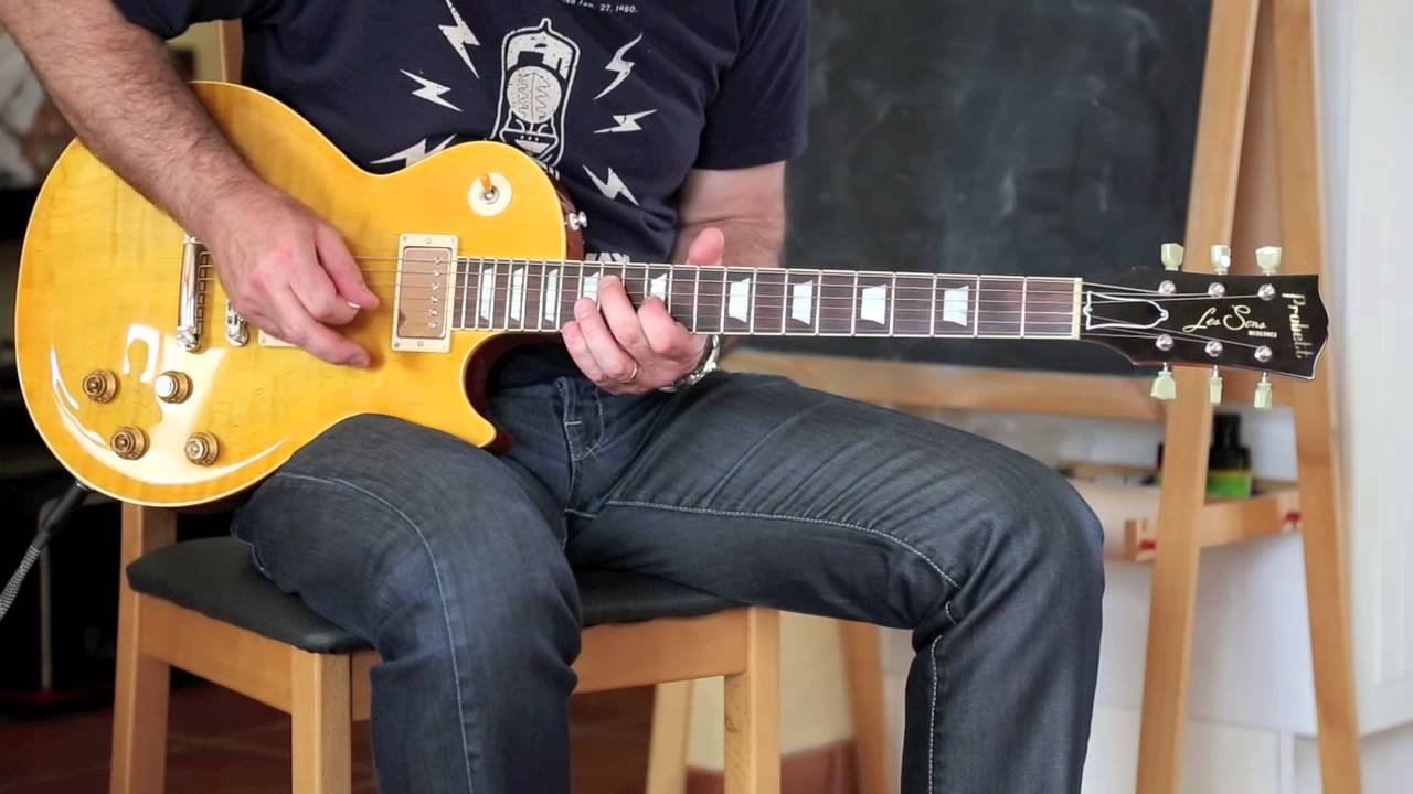 gibson les paul comparison all pickups at mars the specialist youtube. Black Bedroom Furniture Sets. Home Design Ideas