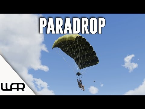 ☁️ PARADROP - MILSIM (Arma 3) - 183rd Air Assault - Episode 3