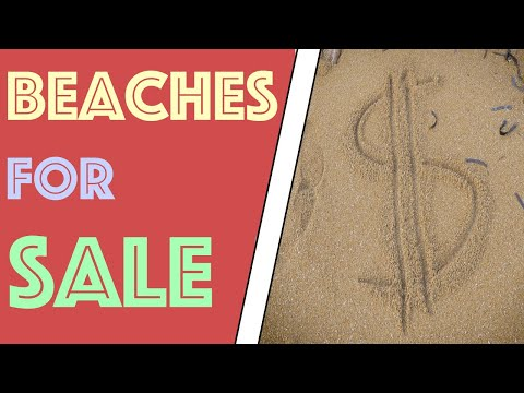 Beaches For Sale - Illegal Sand Mining