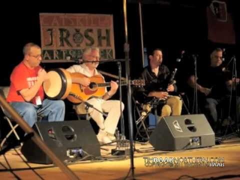 Catskills Irish Arts Week 2011  #6 - Demarco, Goff, deGrae, Bretholz, Dolan in Concert.