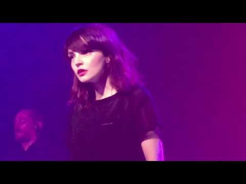 CHVRCHES Keep You on My Side live WILD VIDEO - 1080p HD - 2016 - Last Show